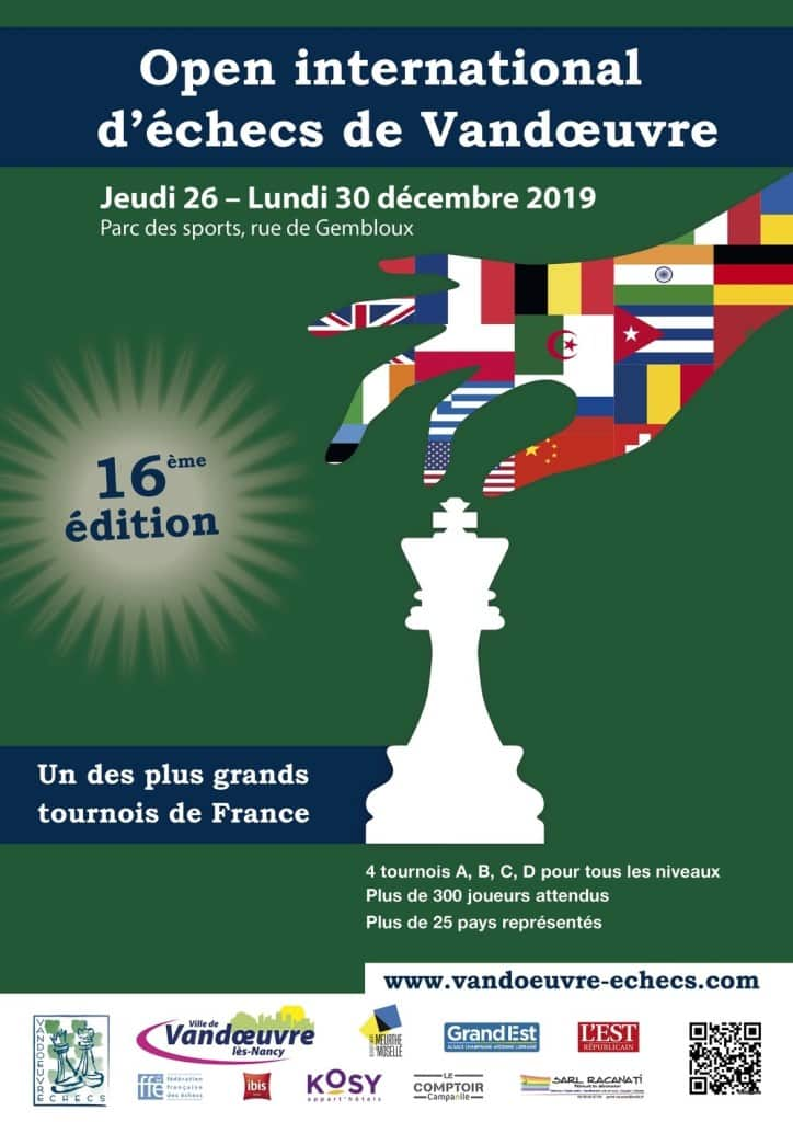 vandoeuvre tournoi open international